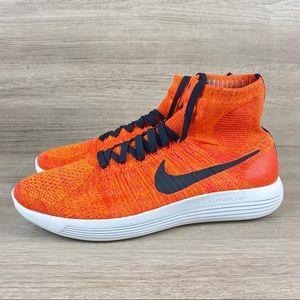 Nike Mens LunarEpic Flyknit Hyper Running Shoes